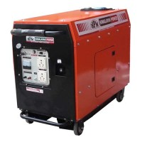 Kerosene Silent Generators Series. (Single Phase), Export Model