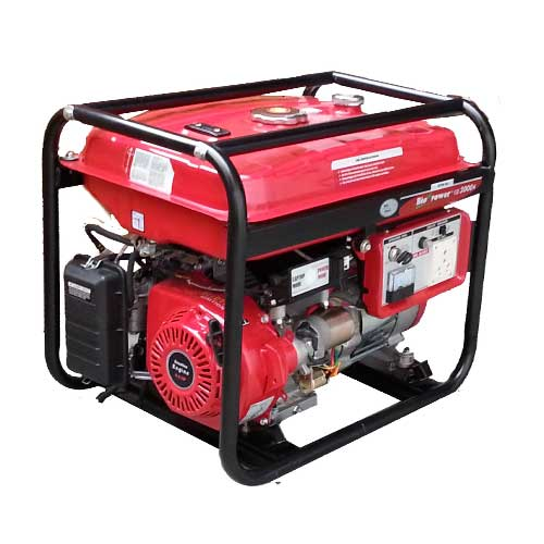 Kerosene Portable Generator Export Model