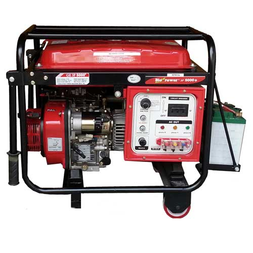 Diesel Portable Generators Series. (Three Phase), Export Model