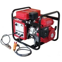 generator welding machine diesel run