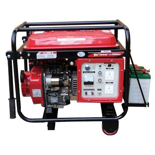 Diesel Portable Generators (Single Phase) Export Model