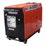 Kerosene Silent Generators Series. (Single Phase), Export Model