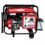 Diesel Portable Generators Series. (Three Phase), Export Model